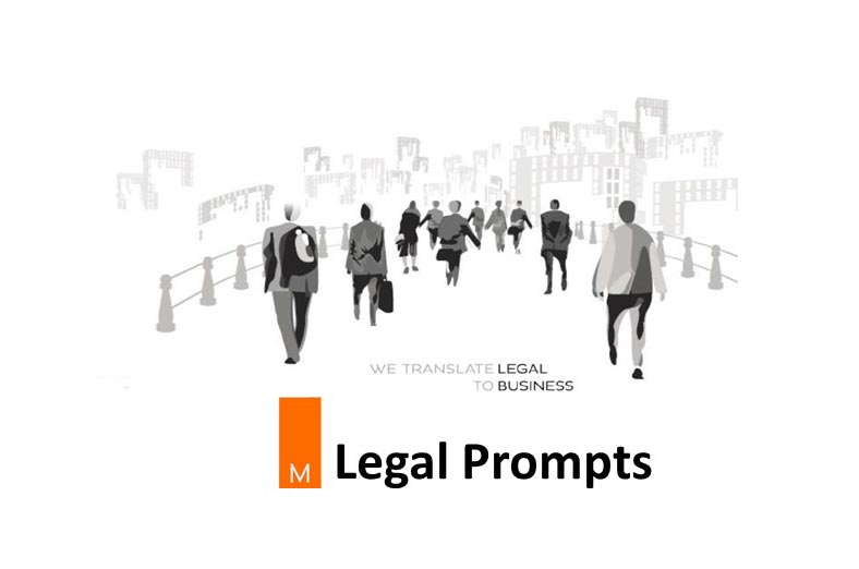Legal Prompts September – October 2014