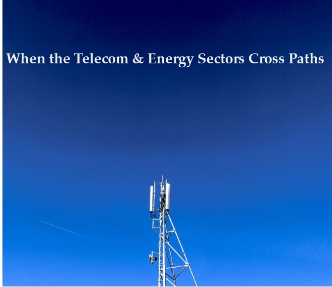 Infrastructure Law – when the telecom and energy sectors cross paths, May 2020