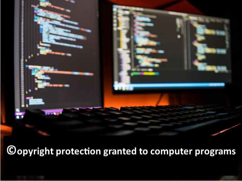 Copyright protection granted to computer programs, article, July 2020