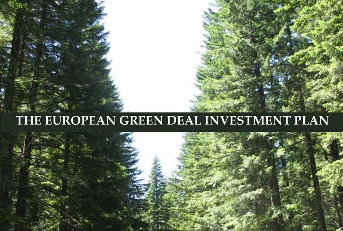 European Green Deal Investment Plan, July 2020