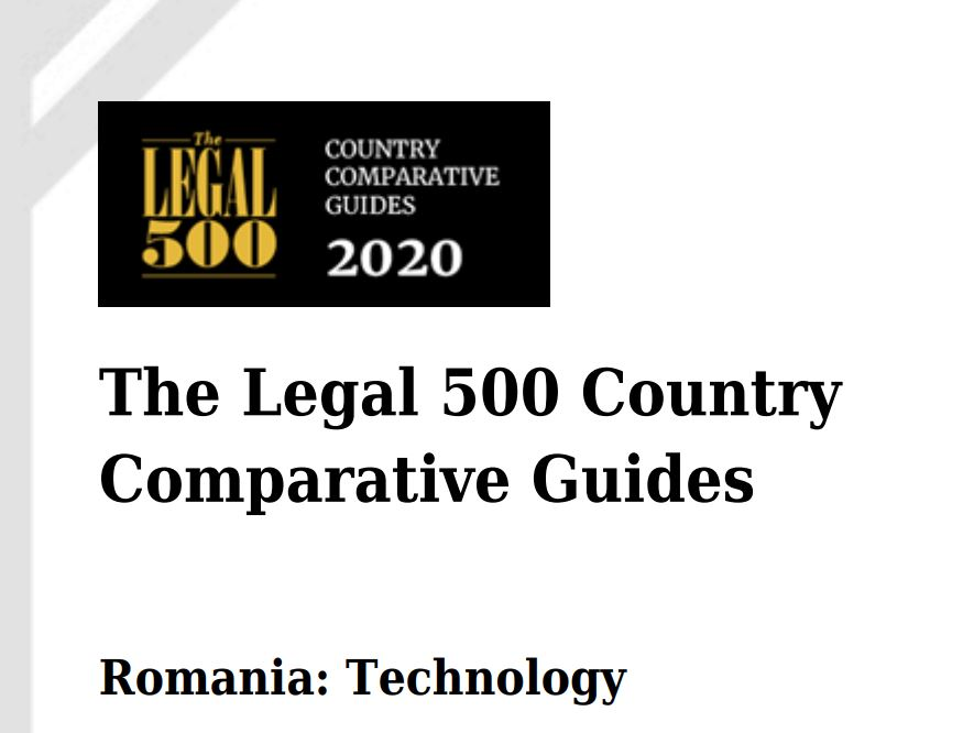 The Legal 500: TMT 4th Edition Country Comparative Guide, The In-House Lawyer, August 2020